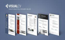 Buat CV Menarik Secara Online di Visualcv