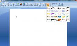 Membuat Word Art pada Microsoft Office Word