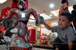 Agustus Mendatang, Indonesia Jadi Tuan Rumah Kompetisi Robot Badminton