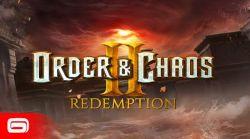 Gameloft Umumkan Order dan Chaos 2: Redemption, Sekuel dari Order dan Chaos Online