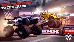 Wwe Bertamu di MMX Racing, Hadirkan Balapan Monster Truck dengan Tema Pegulat Wwe