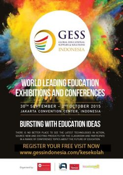 World Leading Education Exhibitions and Conferences - Gess