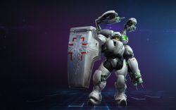Karakter dari Starcraft 2, Medic Akan Hadir sebagai Karakter Support di Heroes of The Storm