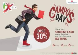 Promo Skating di Bxrink Campus Day
