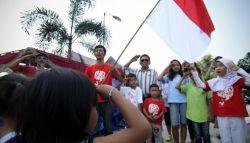 Rayakan Hari Kemerdekaan Bersama Si Kecil