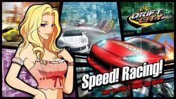 Game Balap Mobil Anime Terbaik Drift City Mobile Sudah Online!