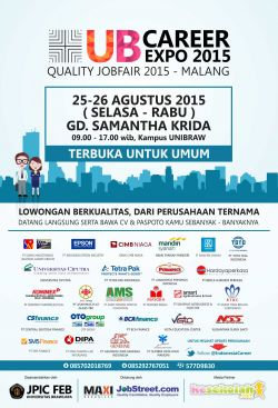 Career Expo Universitas Brawijaya