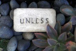 Penggunaan Unless dalam 3 Jenis Kalimat Berbeda