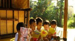 282 Anak dari Seluruh Indonesia Ramaikan Olimpiade Taman Baca Anak 2015