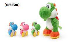 Keren! Mega Yarn Yoshi, Amiibo Terbesar dari Nintendo!