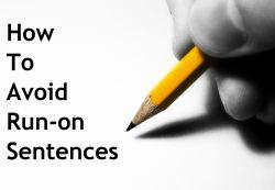 Kendala Run-on Sentences dan Penanganannya
