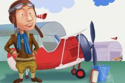 Pak Pilot Bawa Aku Terbang!