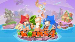 Worms 4 Sudah Resmi Dirilis di App Store! Kini Bisa Dimainkan di Perangkat Mobile iOS