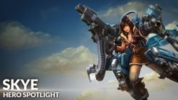 Update Versi 1.8 Vainglory Sudah Rilis, Hadirkan Sosok Hero Baru Bernama Skye