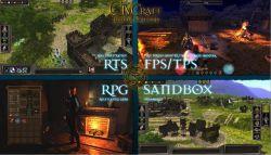 Game Sandbox Berjudul Civcraft: Legends of Ellaria Sukses Mengadakan Kampanye di Kickstarter