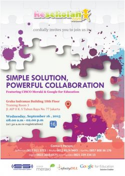 Simple Solution, Powerfull Collaboration