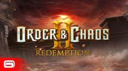 Siapkan Catatan Kotakers! Gameloft Telah Mengumumkan Tanggal Rilis Order dan Chaos 2: Redemption!