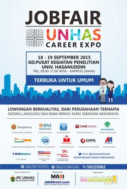 Job Fair Unhas Career Expo
