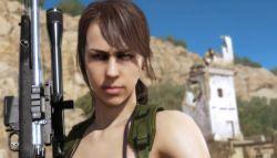 Bug Quiet untuk MGS V Versi PC dan Ps4 Telah Dibetulkan oleh Konami