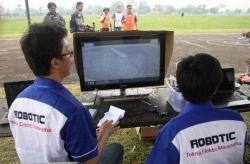 Kontes Robot Terbang Indonesia 2015 Digelar di Gunung Kidul, Yogyakarta
