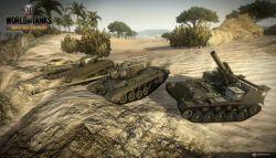 Akhirnya World of Tanks Diumumkan Juga Akan Rilis untuk Playstation 4!