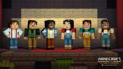 Catat! Tanggal Rilis Minecraft: Story Mode untuk Semua Perangkat Sudah Terungkap!