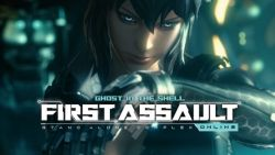 Nexon Hadirkan Ghost in The Shell Online Versi Global dengan Nama Baru, First Assault