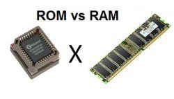 Mengenal Perbedaan Ram dan Rom