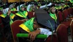 Sebanyak 1.235 Mahasiswa Menjalani Wisuda Ilegal
