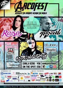 Arcofest 2015