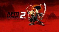 Akhirnya Afro Samurai 2: Revenge of Kuma Kini Telah Hadir di Ps4 dan PC!