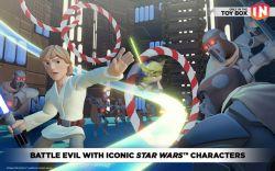 Disney Infinity Toy Box 3.0 Sudah Tiba di Mobile, Kini Kotakers Bisa Memainkan Karakter STAR Wars