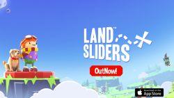 Land Sliders, Game Perdananya Prettygreat Ini Sekarang Sudah Tersedia di App Store