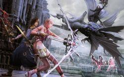 Wah! Gamers Jepang Sekarang Sudah Bisa Main Final Fantasy XIII-2 di Mobile iOS dan Android!