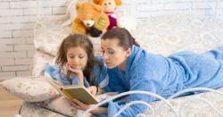 Ini Manfaat Membacakan Dongeng untuk Anak