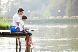 Peran Ayah dalam Membangun Karakter Positif Si Kecil