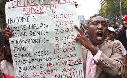 Guru Kenya Mogok Kerja, Para Murid Memilih Bekerja