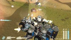 Scraps: Modular Vehicle Combat Kini Juga Hadir di Linux dan Mac, Tersedia di Steam Early Access!