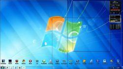 Langkah Membuat Taksbar Windows Menjadi Transparant
