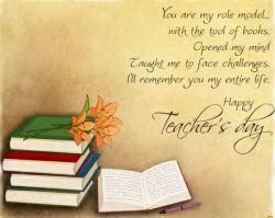 Selamat Hari Guru Internasional!