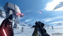 Bocoran Gameplay STAR Wars: Battlefront, Perlihatkan Aksi Pertarungan Luke vs Darth Vader!