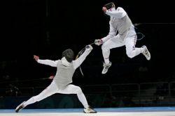 Peraturan dan Fasilitas untuk Olahraga Anggar