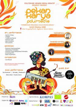 Pekan Karya Polimedia 2015 yang Muda yang Berkarya