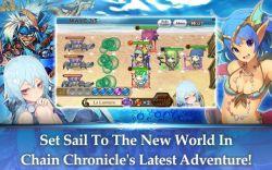 Yeah! Update Chain Chronicle Versi 2.0 Sudah Tersedia di App Store dan Google Play!