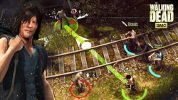 Game Mobile Baru Berbasis The Walking Dead Telah Rilis! Judulnya The Walking Dead: No MAN'S Land