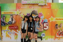 Lomba Vokal dan Teacher Talent GENPRES 2015 Grand Galaxy Park