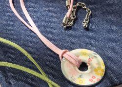 Kalung dari Ring Flat