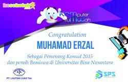 Pemenang KOMUD 2015