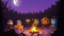 Ikut Merayakan Halloween, Land Sliders Kedatangan Karakter Baru dari Costume Quest!