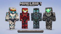 Karakter Halo 5: Guardians Akan Dapat Dimainkan di Game Minecraft